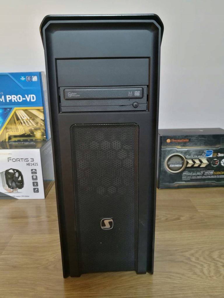 Komputer PC i5/8GB/1TB/Win 10/ Do gier/pracy/