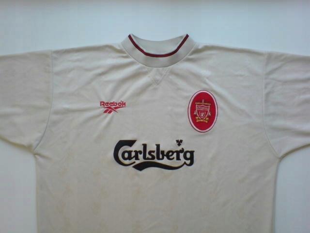 KOSZULKA REEBOK FC LIVERPOOL ROZMIAR 46/48