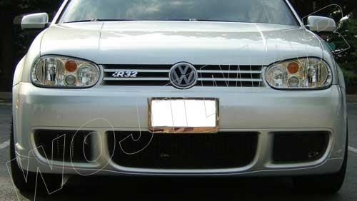 Body Kit Z Abs U Vw Golf 4 R32 7525126564 Oficjalne Archiwum Allegro