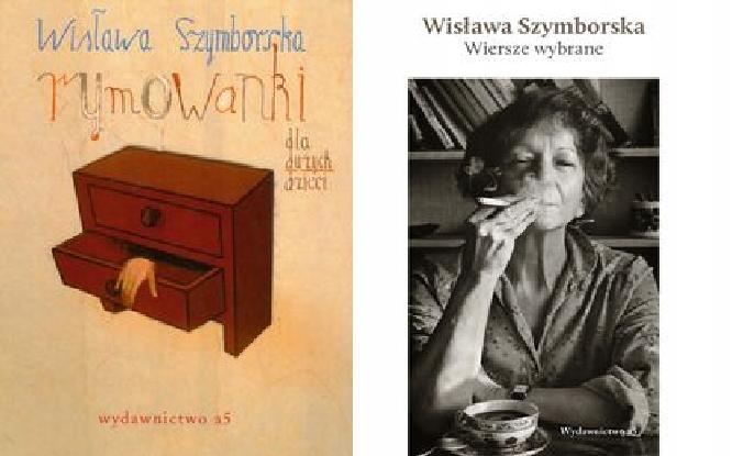 Wiersze Wybrane Rymowanki Szymborska