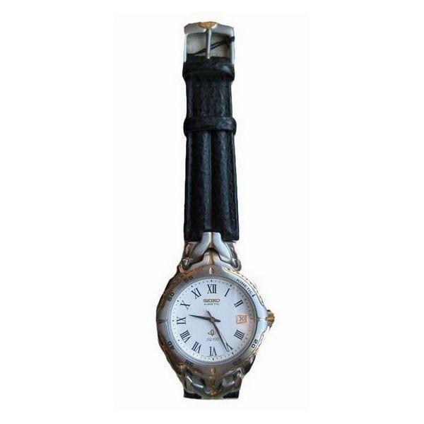 Zegarek Unisex Seiko SWP192P1 (29 mm)