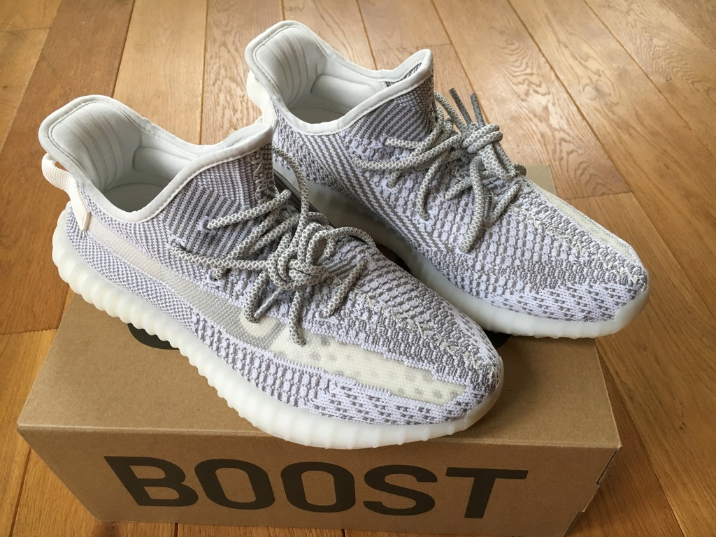 Adidas YEEZY BOOST 350 V2 STATIC NON REFLECTIVE 44