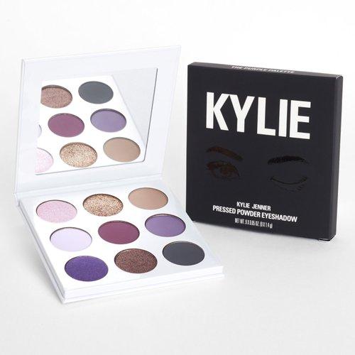 Paleta Cieni Kylie Jenner The Purple Palette 24hpl 7035903411 Oficjalne Archiwum Allegro