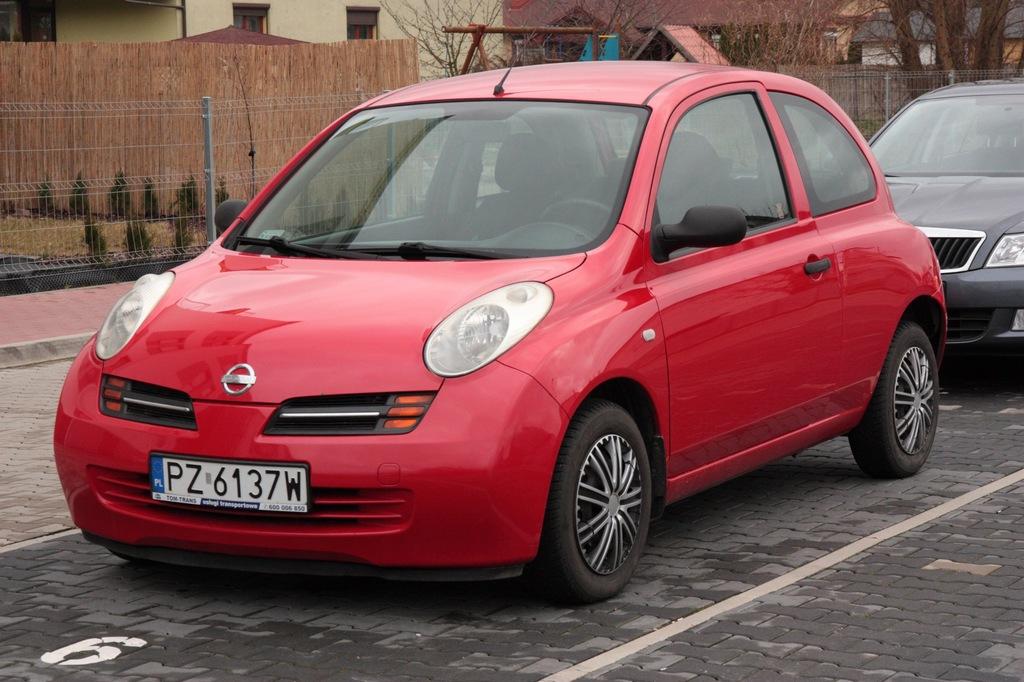 Nissan Micra Automat Z Polski 7146991432 Oficjalne Archiwum Allegro