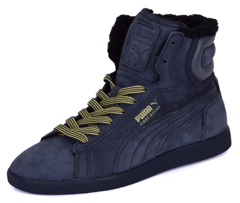 NOWE buty PUMA FIRST ROUND r. 35.5 kożuszek