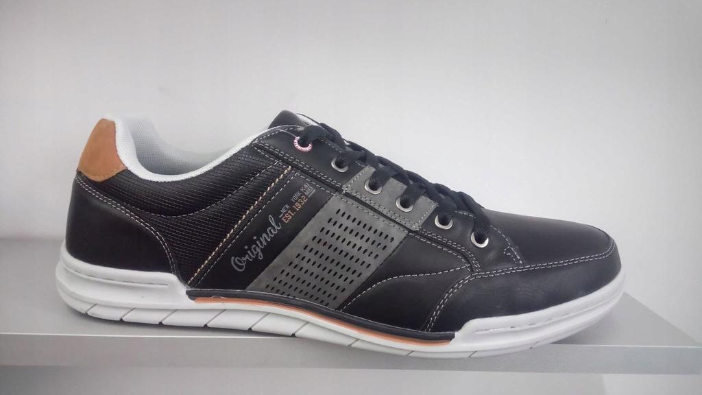 Duże męskie obuwie sportowe adidasy r 48 31,5 cm