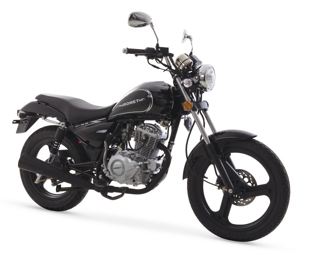 Motocykl Romet Soft Chopper 125 Transport Gratis 6862374017 Oficjalne Archiwum Allegro
