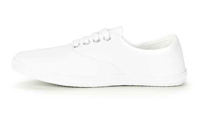 Buty sportowe TRAMPKI męskie tenisówki Białe 41