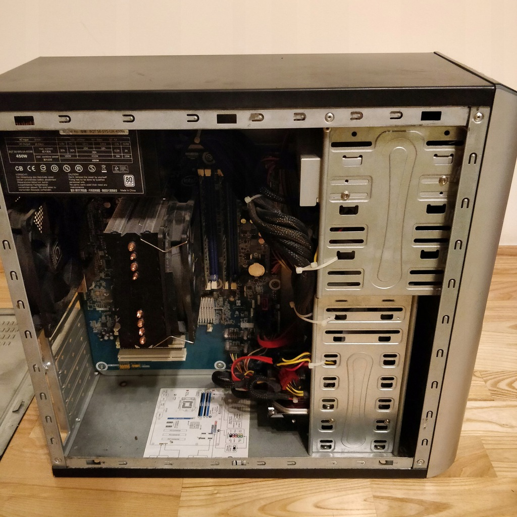 Płyta główna Intel DH67CL
