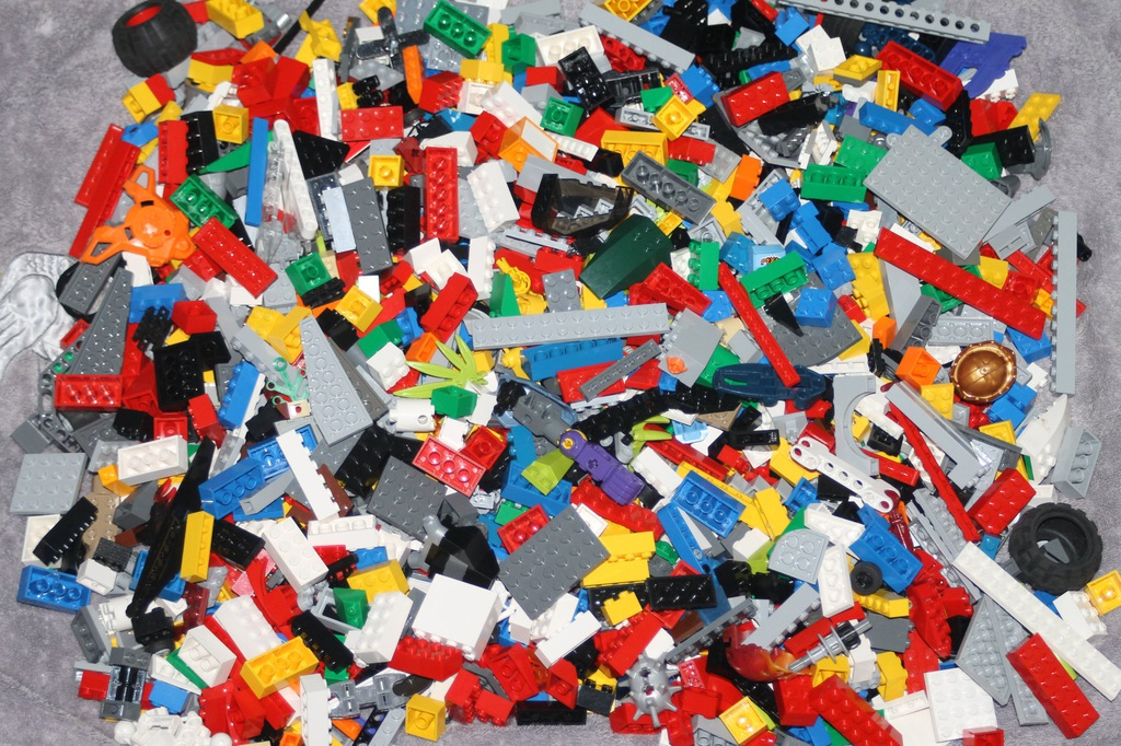 LEGO MIX 2kg ORYGINAŁ WYSYŁKA GRATIS!!!!!