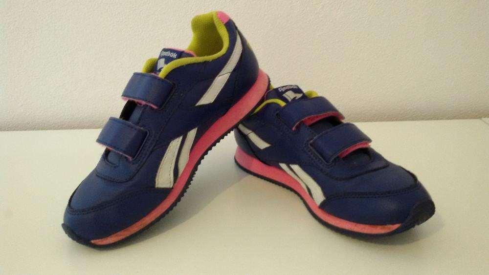 Buty sportowe dla dziecka reebok roz. 32,5