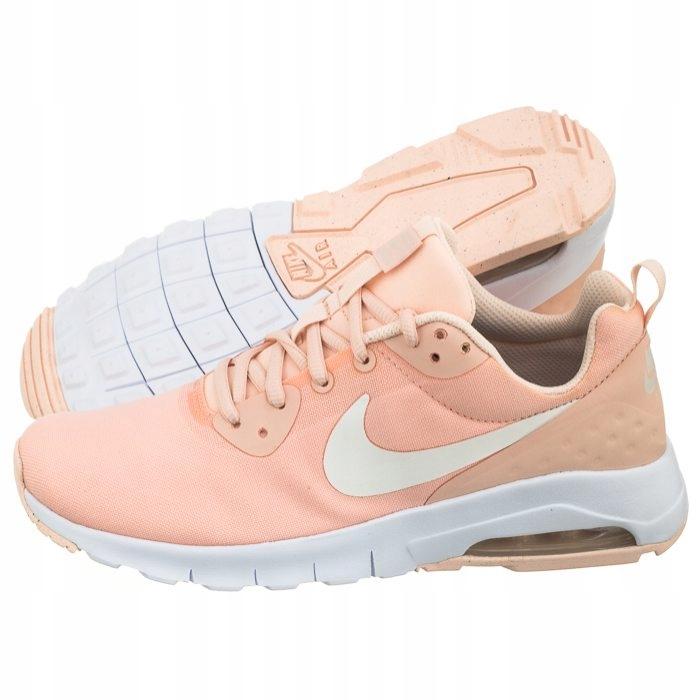 Buty Damskie Nike Air Max Motion GS 917670 Różowe