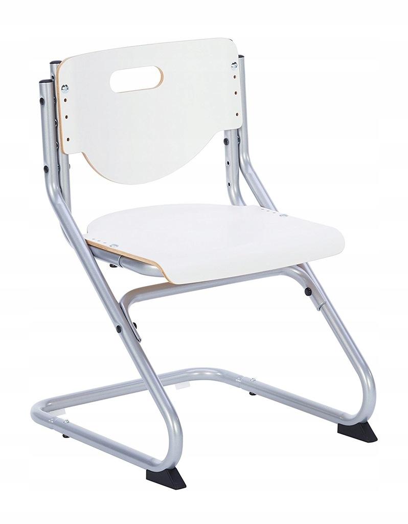 Kettler Krzesło Chair Plus, SrebrnyBiały 6725 600 Ceny i