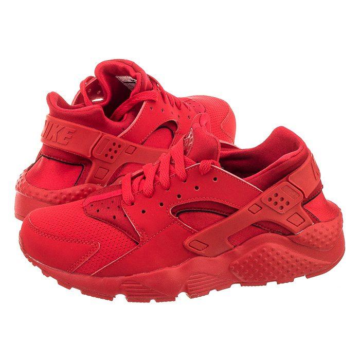 buty zimowe nike damskie czerwone