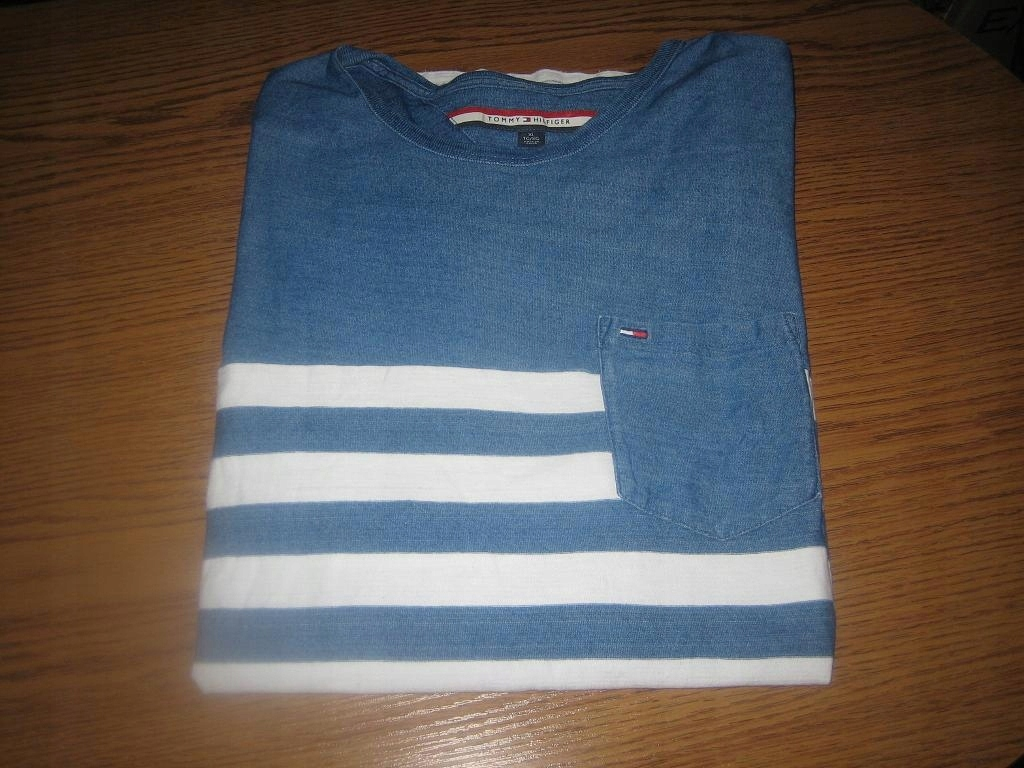 Tommy hilfiger koszulka ala jens XL