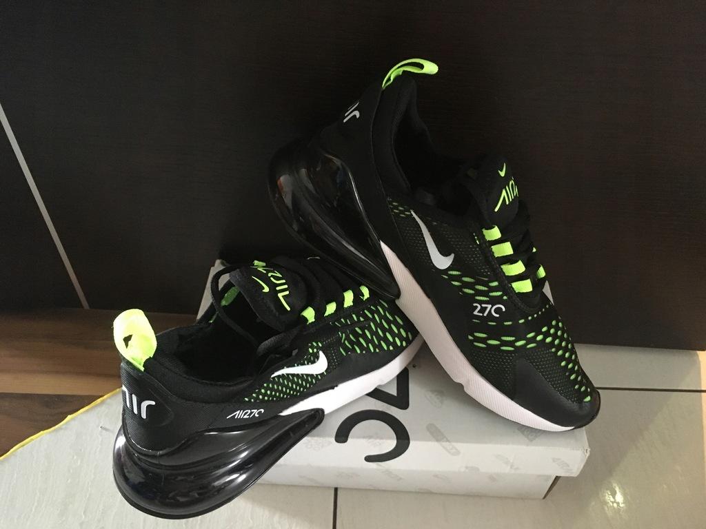 Nike Air Max 270 AH8050 001 LIME rozm 42