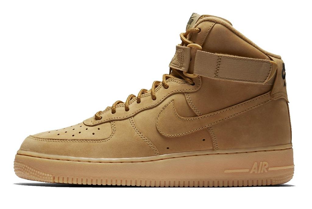 Buty Damskie Nike Air Force 1 High 882096 200, NIKE AIR