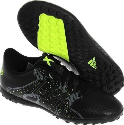 Adidas X 15.4 TF Junior B32951 r. 38 + GRATIS