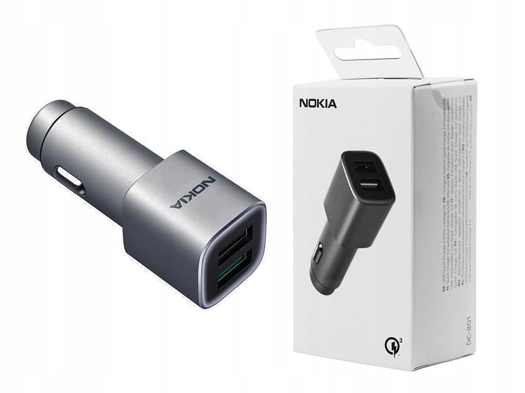 Lumia 930 | Ładowarka samochodowa Nokia QC 3.0