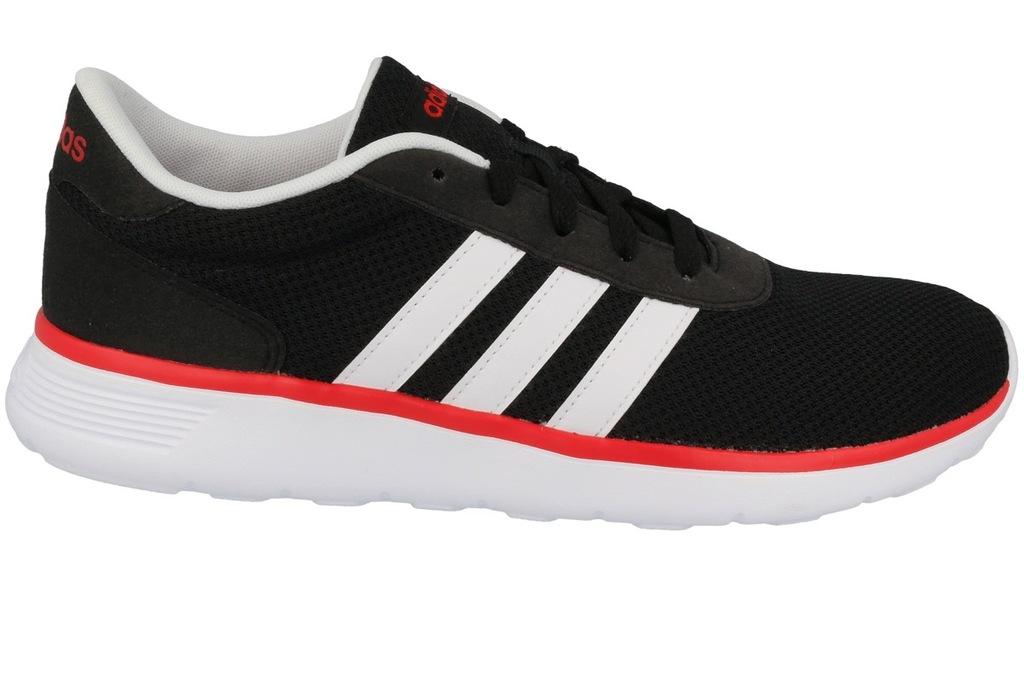 Adidas Lite Racer AW3866 Buty męskie Lifestyle; r.44