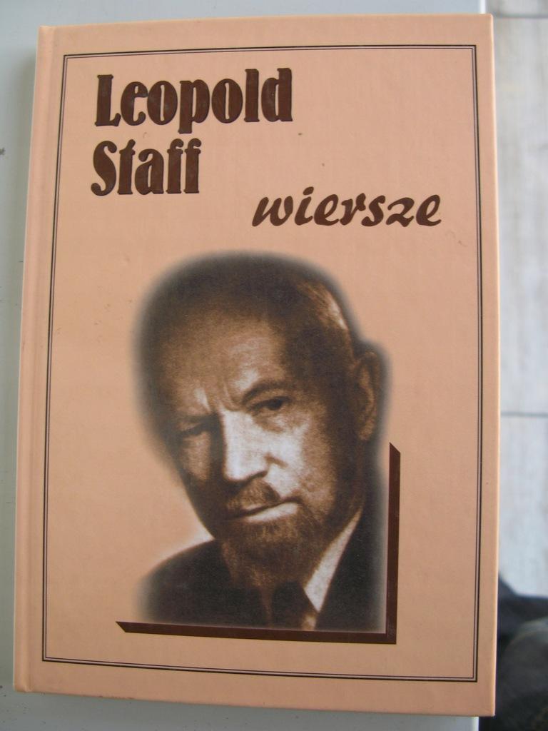 Wiersze Leopold Staff 7697551616 Oficjalne Archiwum Allegro