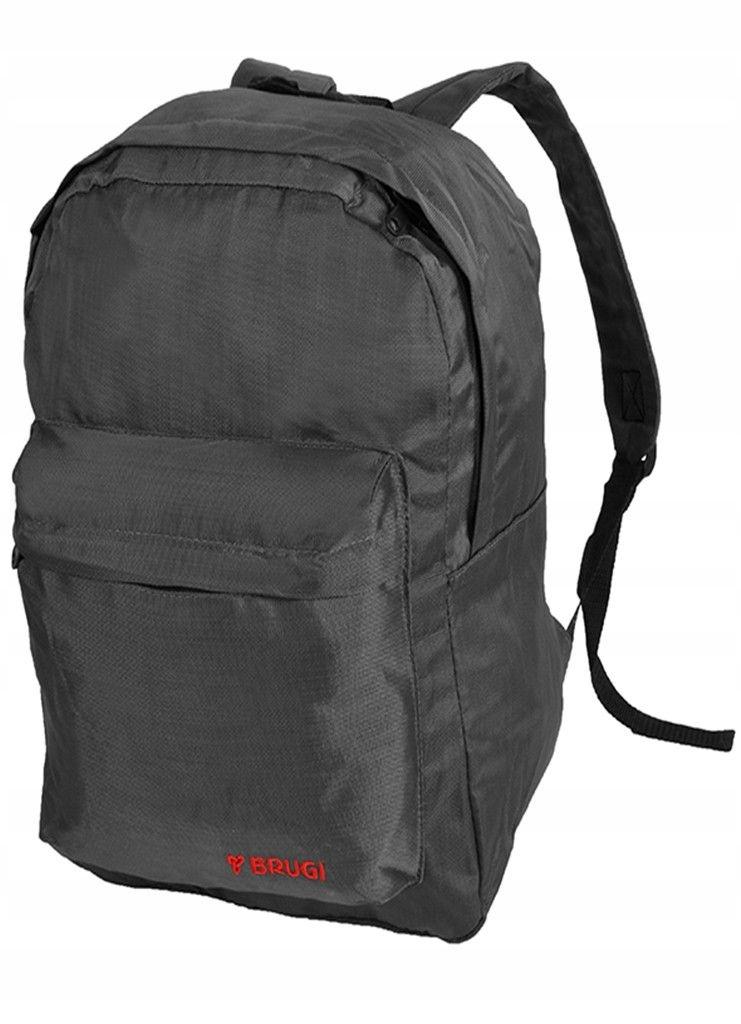 Plecak turystyczny lekki BRUGI szkolny torba 20L