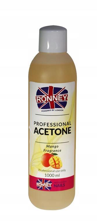 RONNEY zmywacz Aceton Mango 1000 ml 00550