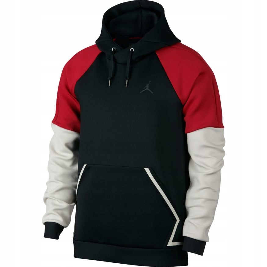 Bluza z kapturem Air Jordan Sports AA1488 010 4XL