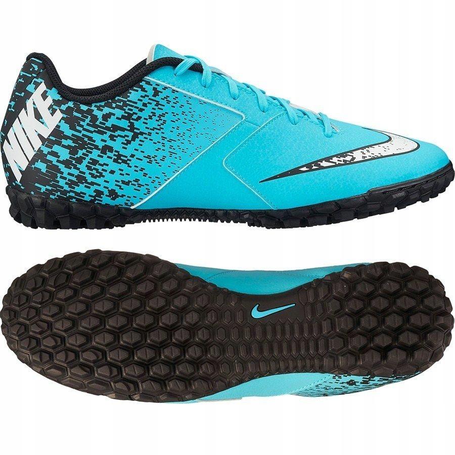Buty Piłkarskie Turfy Orlik Nike BombaX 46 7137649230