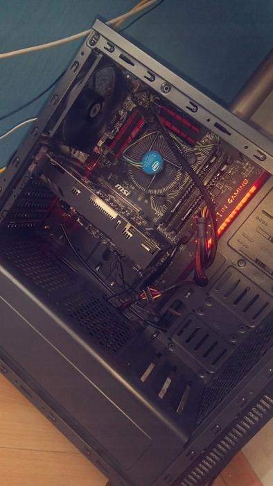 Komputer do gier I5 6400 GTX 1050Ti 8GB