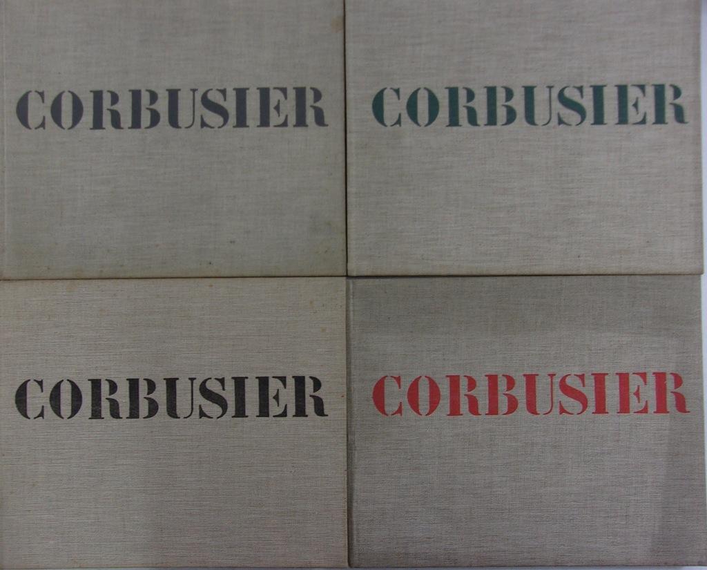 Elemer Nagy Le Corbusier 7300663484 Oficjalne Archiwum Allegro