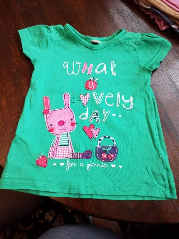 1288# TU koszulka 104/110 cm