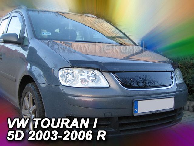 OSŁONA ZIMOWA ATRAPY GRILLA VW TOURAN 1 I 03-06