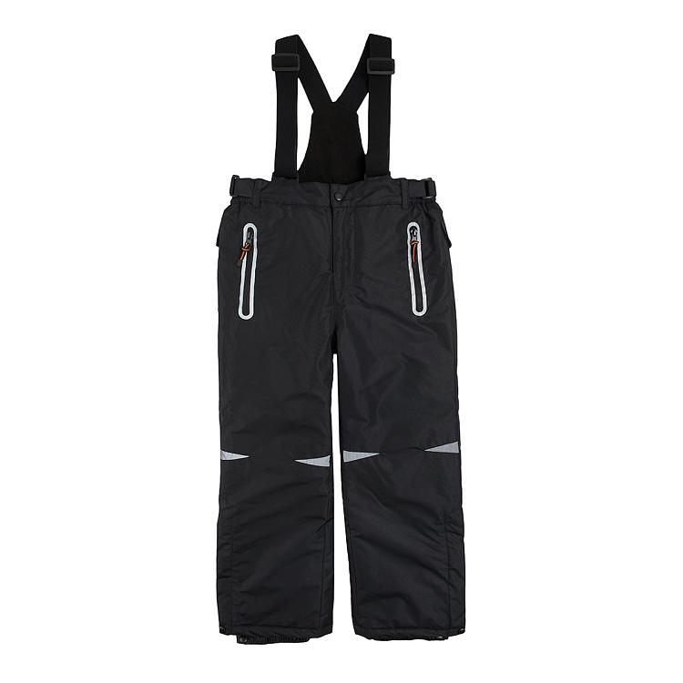 COOL CLUB spodnie narciarskie 134 % SMYK czarne