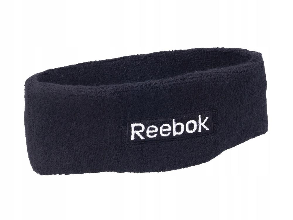 sportowa opaska na głowę Reebok frotka X70290