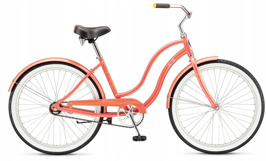 @ WYPRZEDAŻ -50% rower SCHWINN SLIK miejski KOSZYK