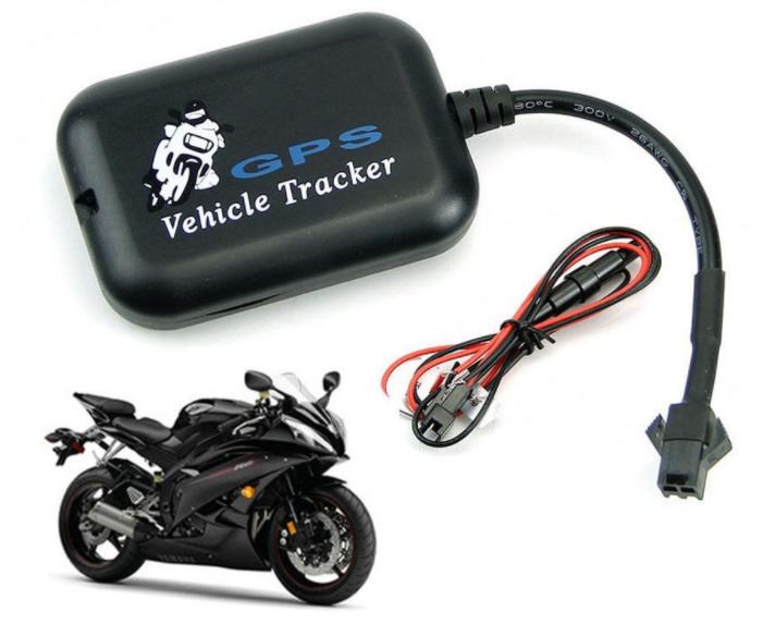 MINI LOKALIZATOR GPS GSM SIM MOTOCYKL MOTOR