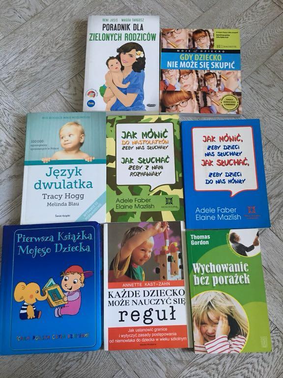 Wychowanie Dziecka Ksiazki 7380873559 Oficjalne Archiwum Allegro