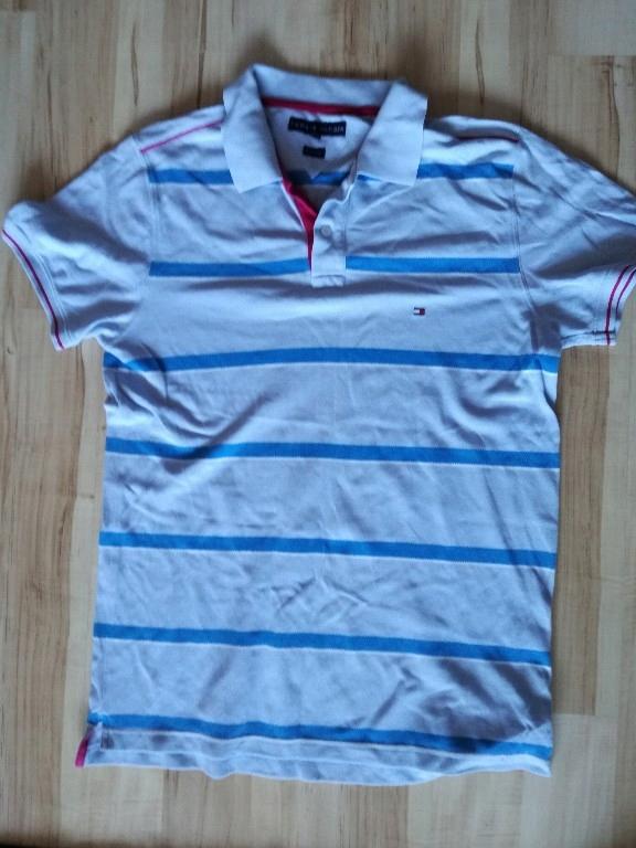 Koszulka polo Tommy Hilfiger L
