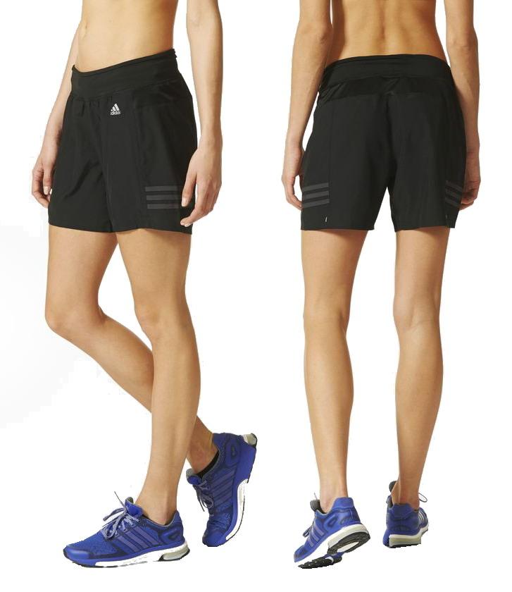 spodenki do biegania męskie ADIDAS RESPONSE SHORT TIGHT D79965