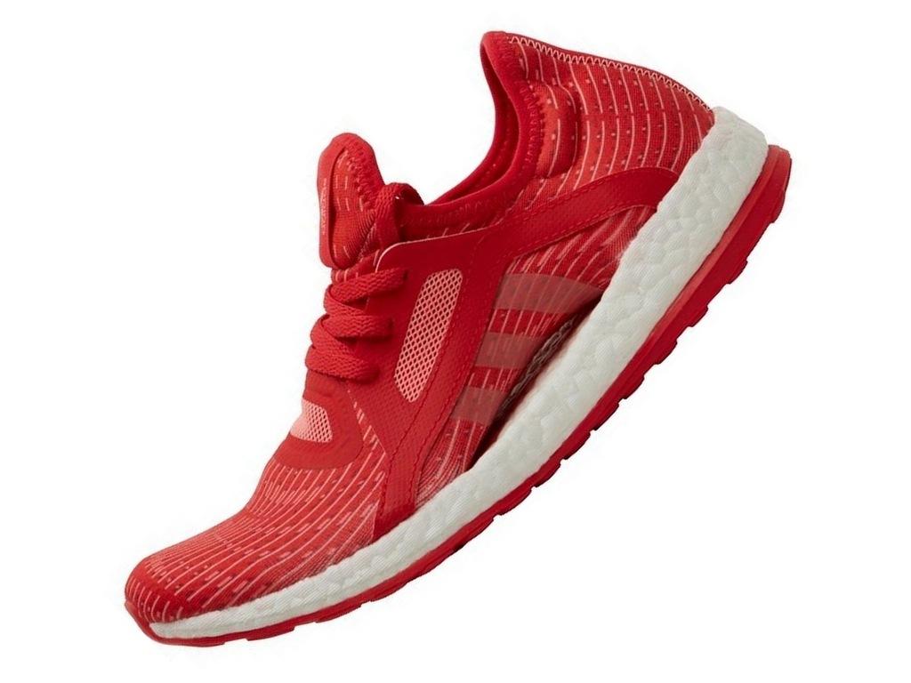 adidas pure boost czerwone