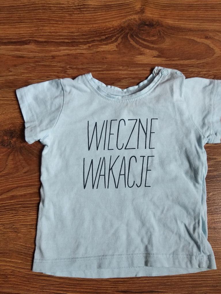 ubranka dziecięce : koszulka 5.10.15 WIECZNE WAKAC