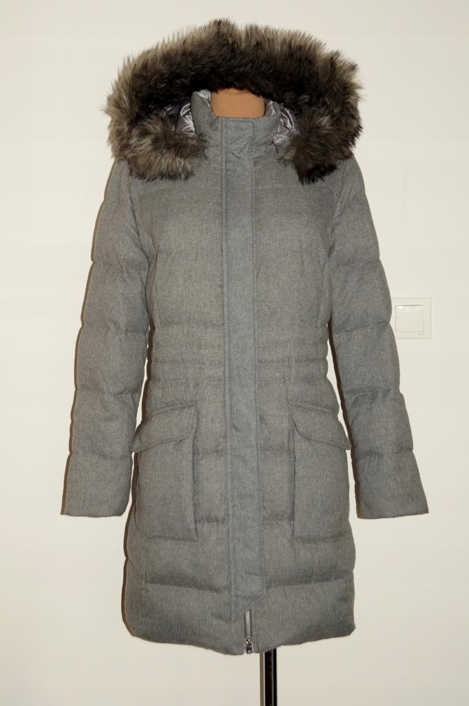 GERRY WEBER puchowy zimowy płaszcz NOWY 42