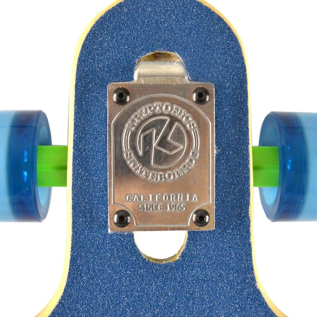 Longboard Skateboard Kryptonics cast off 38 Longboard SKATE Longboard