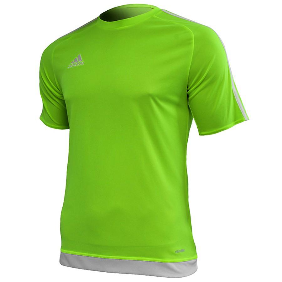 Koszulka adidas Estro 15 JSY S16161 140 cm zielony
