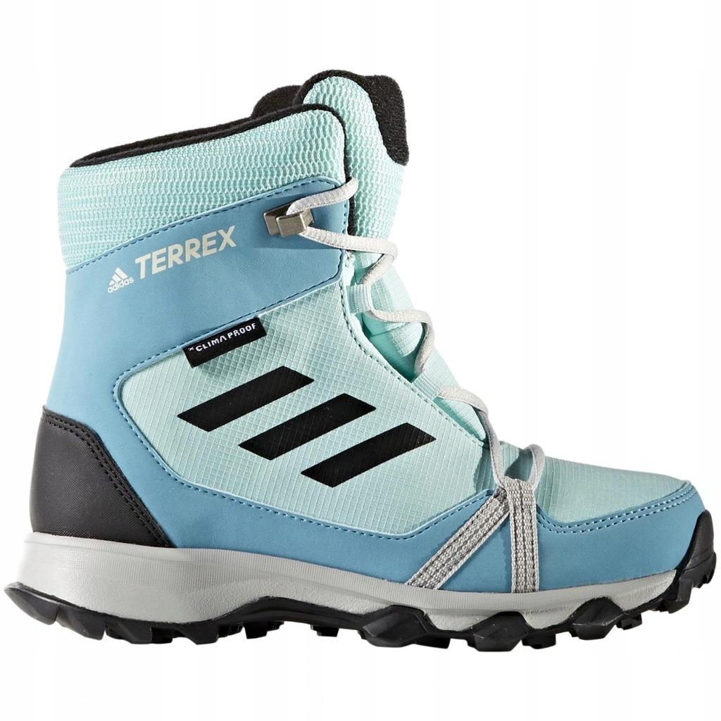 ADIDAS TERREX SNOW Buty zimowe junior AC7966 38,5