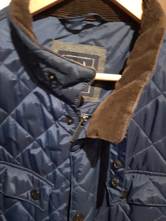 BYTOM XL, kurtka pikowana wiosenna