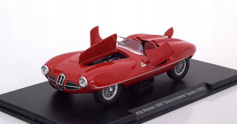 Alfa Romeo 1900 Discovolante Spider 1 24 Gablota 6796561910 Oficjalne Archiwum Allegro