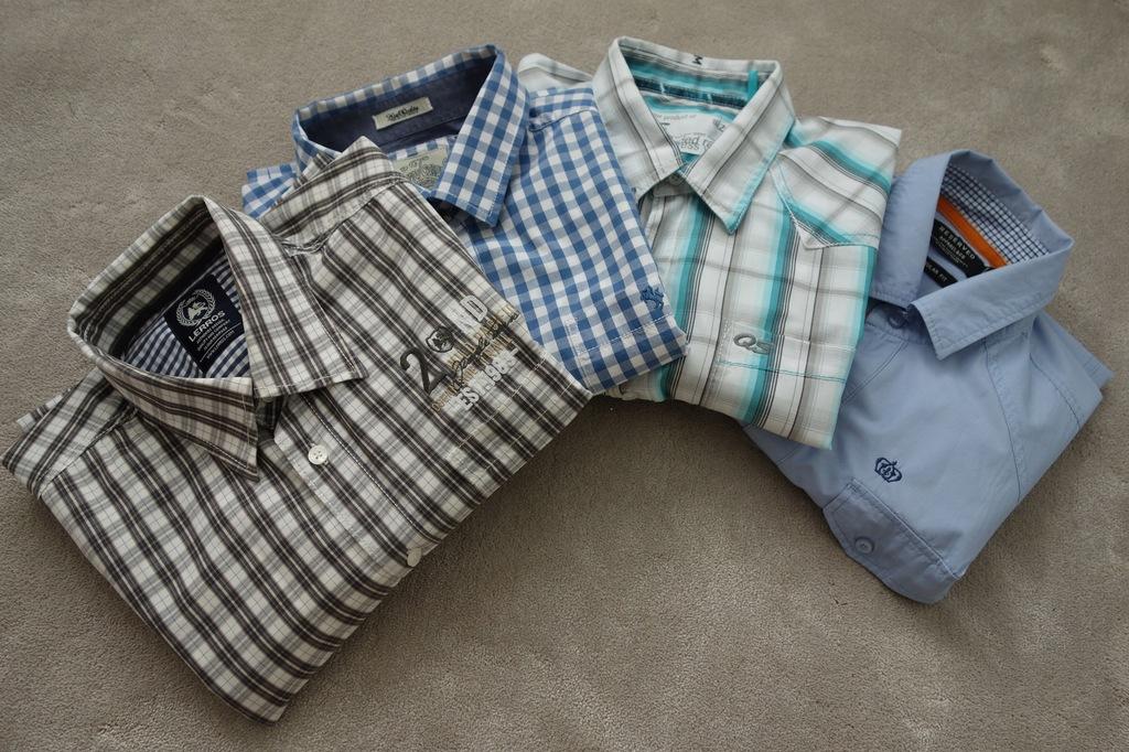 4 Koszule Lerros Oliver Carry Reserved rozm. M-L
