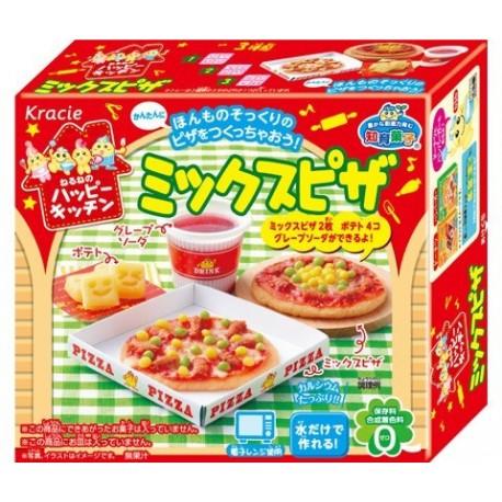 Kracie Popin Cookin Japana Zjadam Pizza 7224870367 Oficjalne Archiwum Allegro